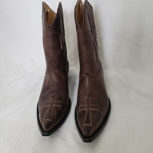 Yippee Ki Yay by Old Gringo Cowboy Boots